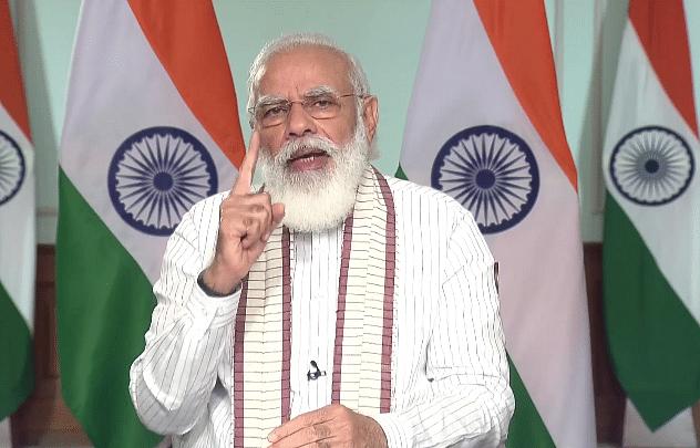 फिटनेस की डोज, आधा घंटा रोज: प्रधानमंत्री मोदी ने दिया फिटनेस मंत्र