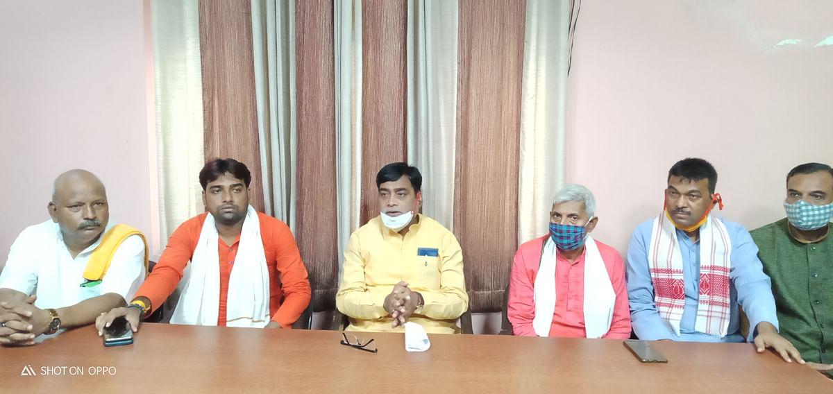 झांसे में नहीं आएगी जनता, नई ऊंचाई को छू रहा है बिहार : रामकृपाल यादव