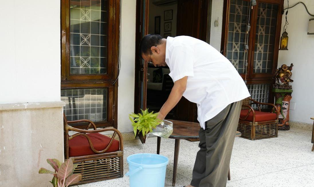 डेंगू के खिलाफ अभियान : मुख्यमंत्री केजरीवाल ने लोगों से की हर रविवार घर की जांच करने की अपील