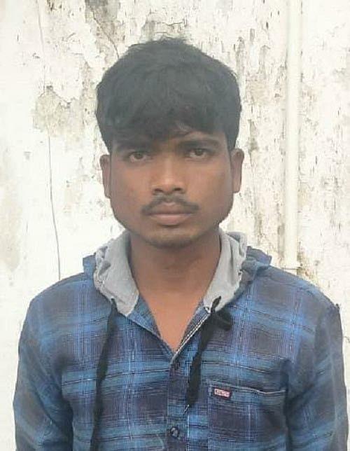 बैनर, पाम्पलेट सहित 1 नक्सली गिरफ्तार