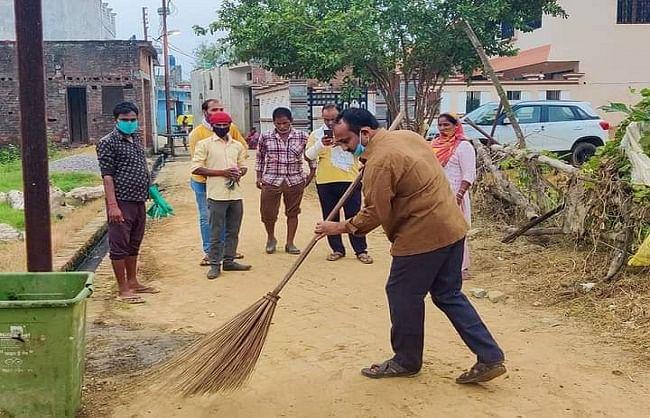 महादेवा विधानसभा क्षेत्र के मिथक को मैंने तोड़ा: रवि सोनकर