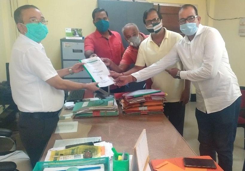 अहिंभाविप ने बीटीसी चुनाव जल्द करवाने की मांग की