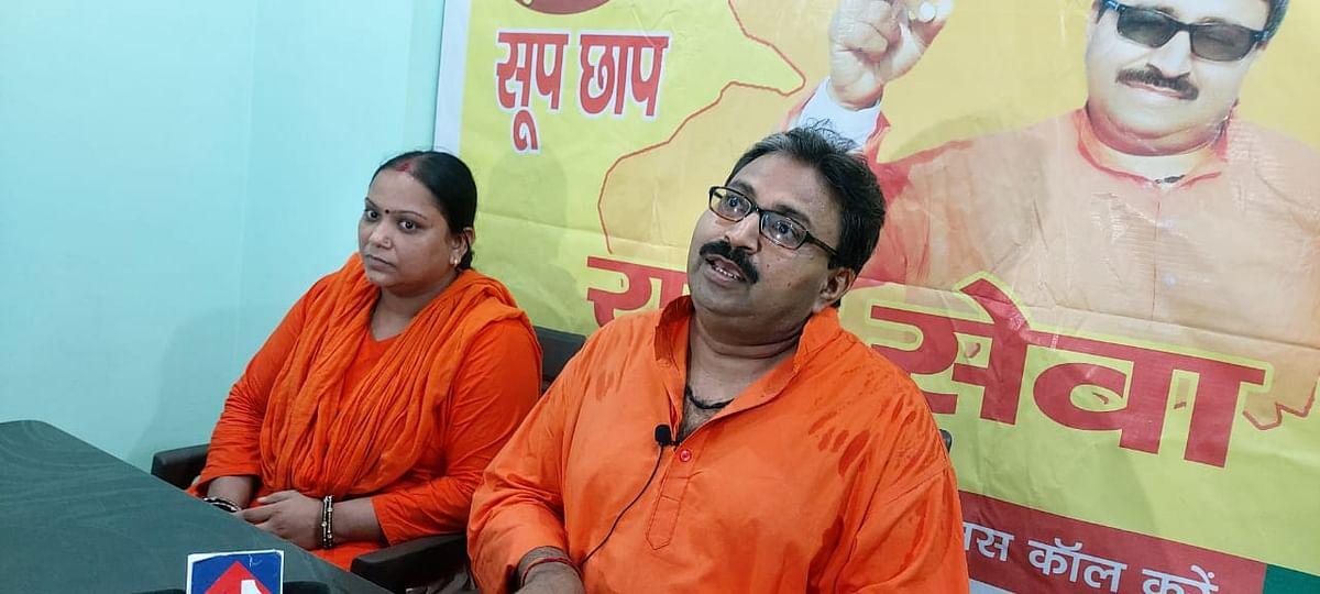 लालू-नीतीश ने बिहार को दिया गरीबी और बेरोजगारी का कलंक : प्रदीप जोशी
