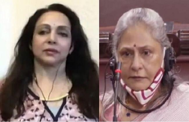 जया बच्चन के बयान को हेमा मालिनी का समर्थन, बोली-पूरी इंडस्ट्री को निशाना बनाना गलत