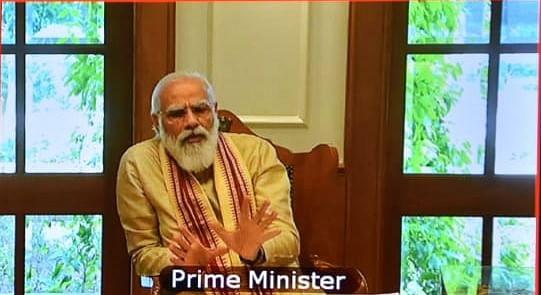 बदरीनाथ को मिनी स्मार्ट, स्प्रिचुअल सिटी के रूप में विकसित किया जाएः प्रधानमंत्री