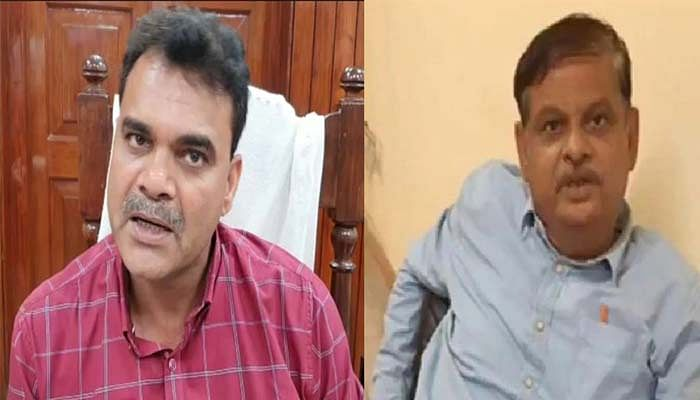 शासन ने अलीगढ़ के जिलाधिकारी अपशब्द मामले में साक्ष्य मांगा