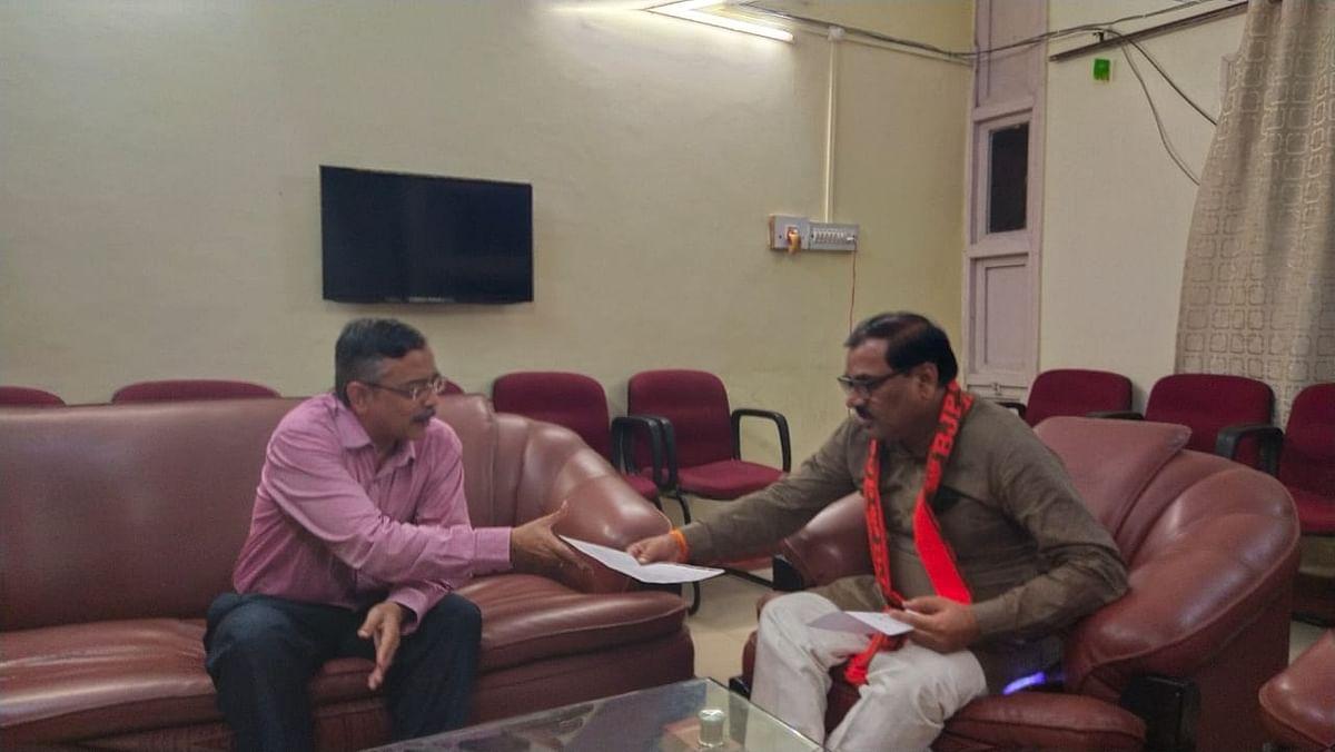 कोतमा विधायक के बयानों को लेकर भाजपा ने  की सामान्य प्रेक्षक से की शिकायत