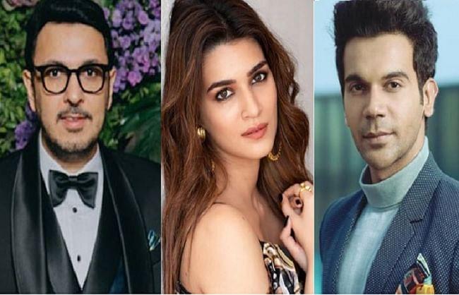 राजकुमार राव और कृति सेनन की अगली फिल्म की शूटिंग चंडीगढ़ में 30 अक्टूबर से होगी शुरू