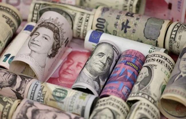 विदेशी मुद्रा भंडार बढ़कर 551.505 अरब डॉलर के रिकार्ड ऊंचाई पर