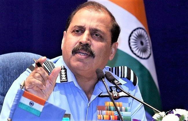 वायुसेना को स्वदेशी युद्ध प्रणाली पर भरोसा: भदौरिया