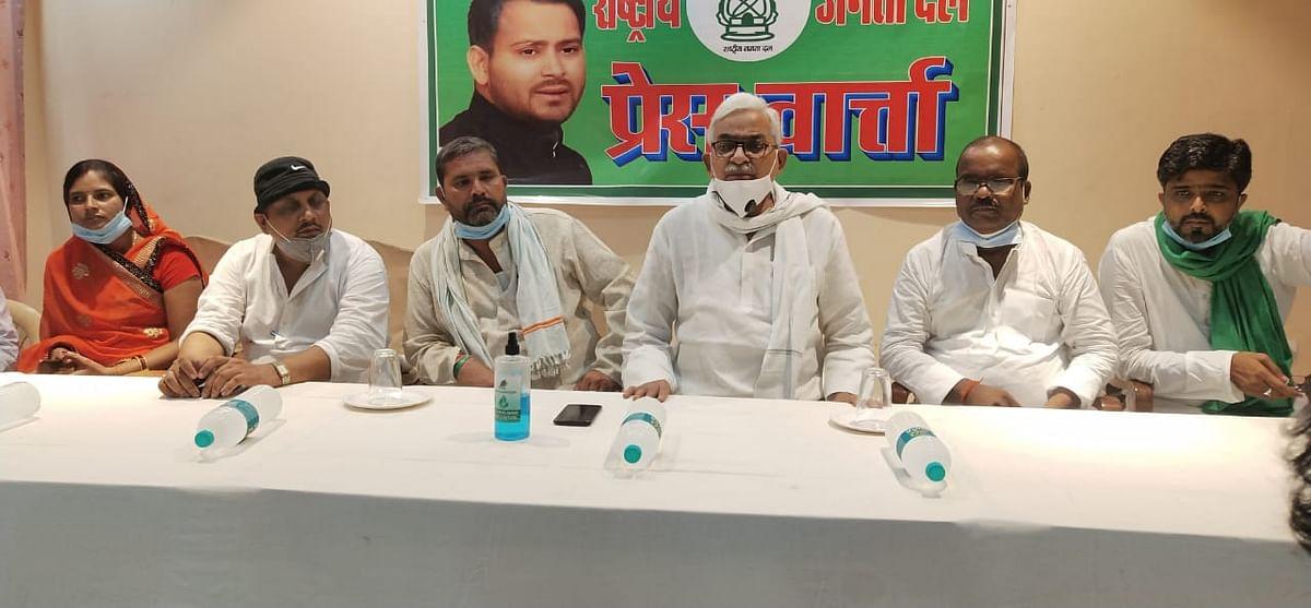 दरका हुआ है एनडीए, सातों सीट पर होगी महागठबंधन की जीत : तनवीर हसन