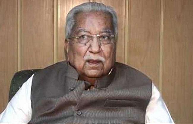 गुजरात की राजनीति के भीष्म पितामह केशुभाई पटेल का निधन