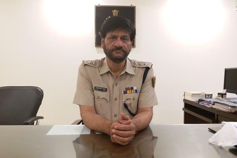 निर्भया कांड के दोषियों की गरफ्तारी में महत्वपूर्ण भूमिका निभाने वाले एसीपी राजेन्द्र सिंह हुए सेवानिवृत्त