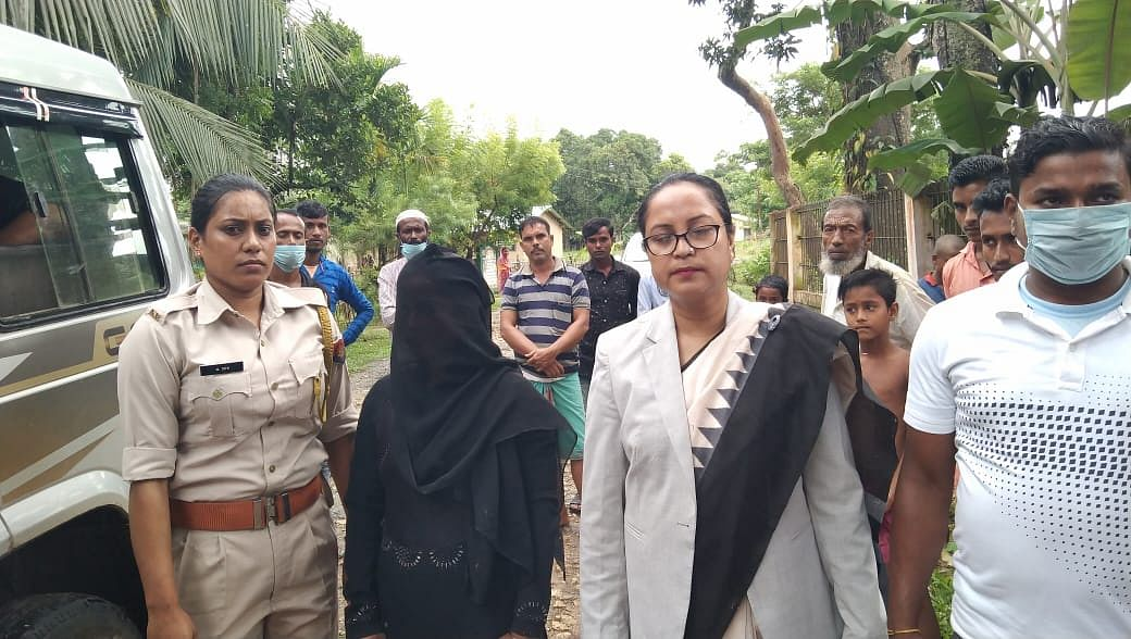 नाबालिग लड़की बरामद, अपहरणकर्ता गिरफ्तार