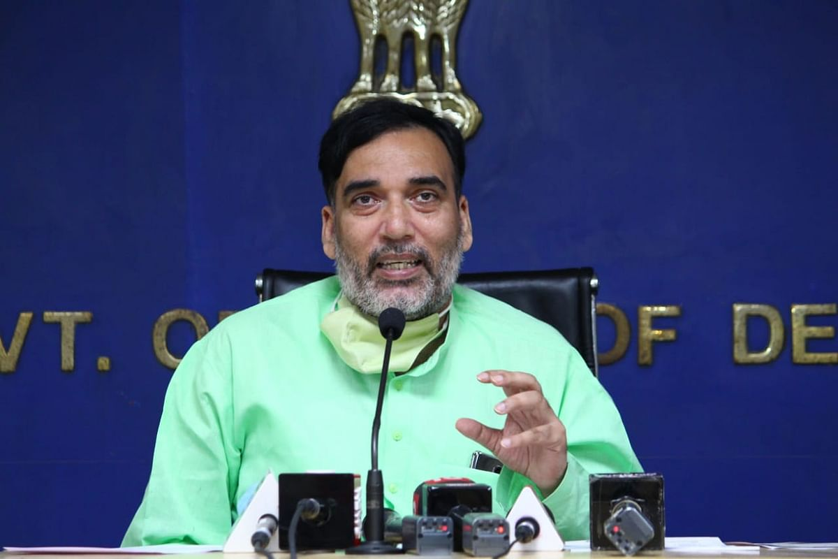 प्रदूषण को रोकने के लिए दिल्ली सरकार कर रही काम,जरूरत पड़ने पर लागू होगा ऑड-ईवन : गोपाल राय