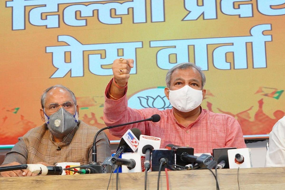 मुख्यमंत्री जवाब दें कि वायु प्रदूषण की रोकथाम के लिए क्या कदम उठाये : गुप्ता