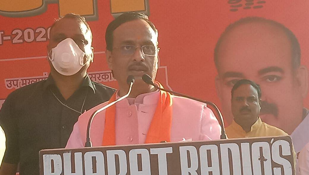 भाजपा का लक्ष्य सिर्फ सर्व समाज का विकास है  : डॉ. दिनेश शर्मा