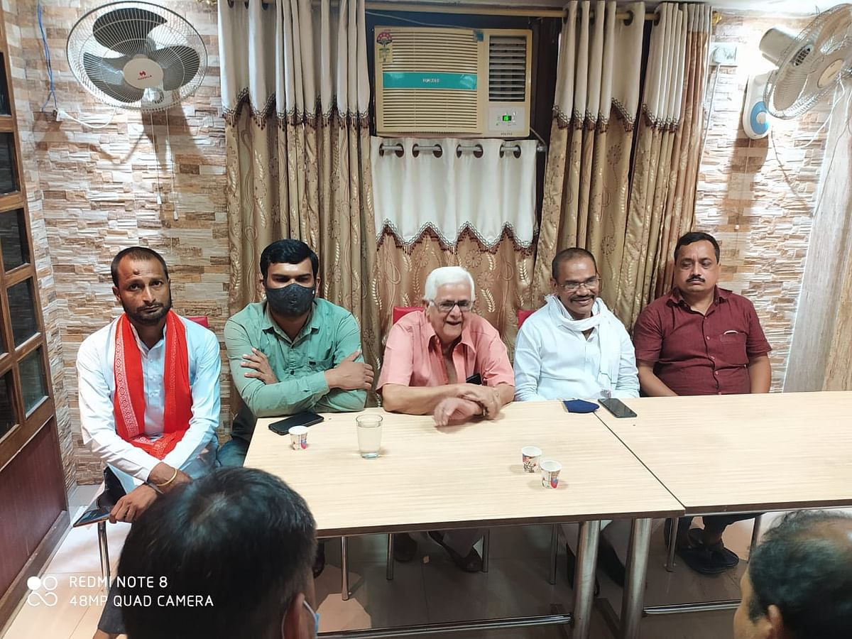एनडीए के शासनकाल में बिहार में बना भयमुक्त वातावरण : अखिलेश सिंह