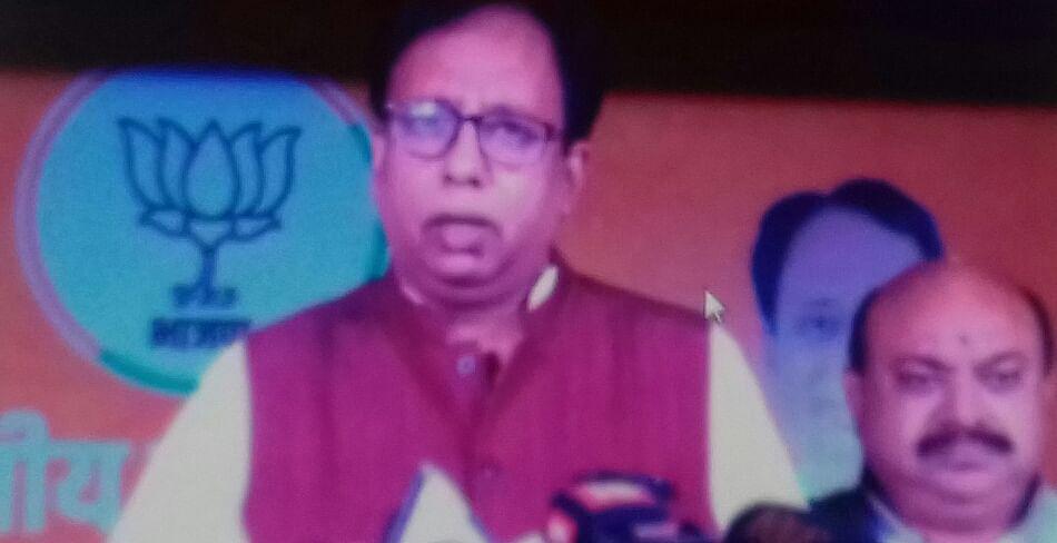 एनडीए में वही रहेगा , जिसे नीतीश का नेतृत्व स्वीकारः संजय जायसवाल