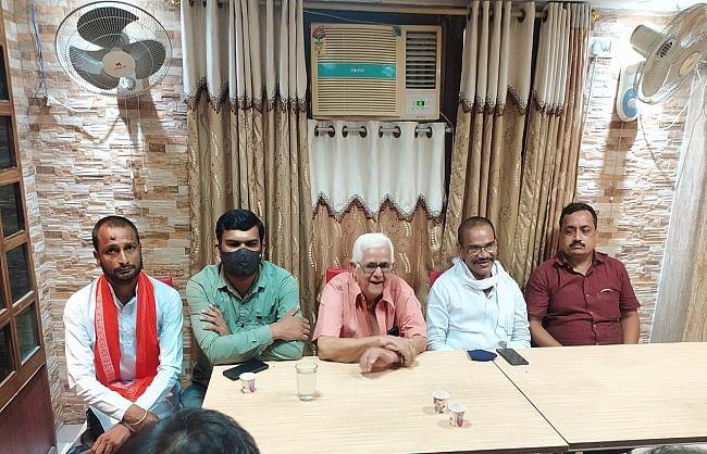 एनडीए के शासनकाल में बिहार में बना भयमुक्त वातावरण: अखिलेश सिंह