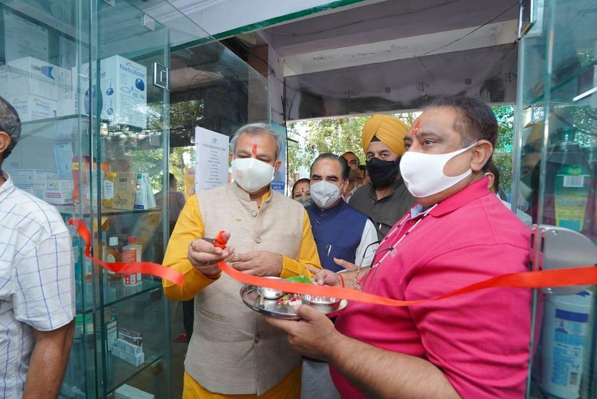 लोगों के स्वास्थ्य की दृष्टि से बहुत महत्वपूर्ण है प्रधानमंत्री जन औषधि योजना : गुप्ता