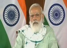 प्रधानमंत्री मोदी ने की गुजरात में तीन महत्वाकांक्षी परियोजनाओं की शुरुआत