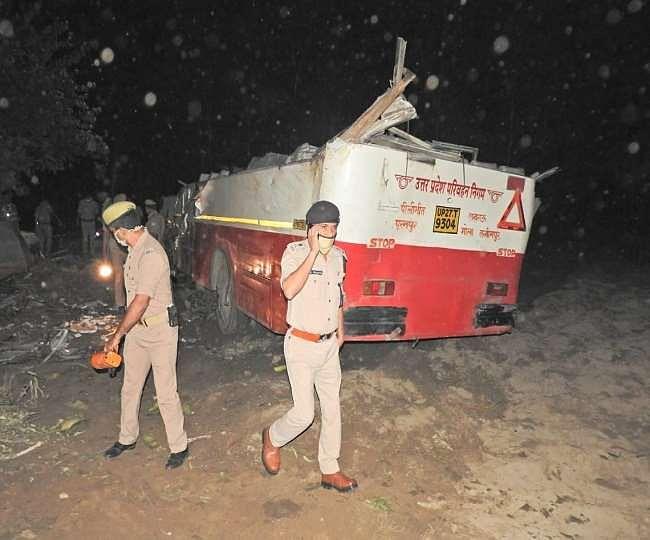 पीलीभीत : भीषण सड़क हादसे में आठ की मौत, मुख्यमंत्री योगी ने जताया गहरा दुख