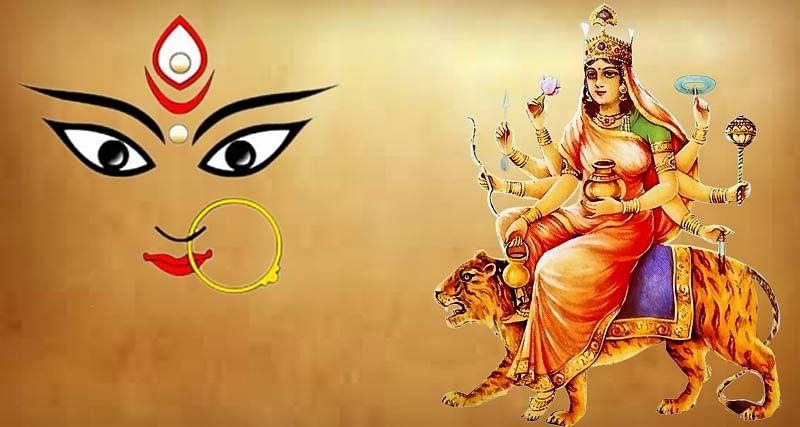 नवरात्रि का चौथा दिन - कुष्मांडा माता की आरती, मंत्र, पूजा विधि