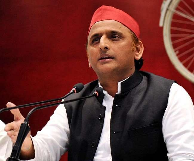 भ्रष्टाचार और चारों तरफ भय का वातावरण हो गया है भाजपा राज्य का परिचय: अखिलेश