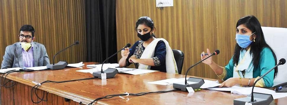 डीएम ने दिए राजस्व वसूली में तेजी लाने के निर्देश
