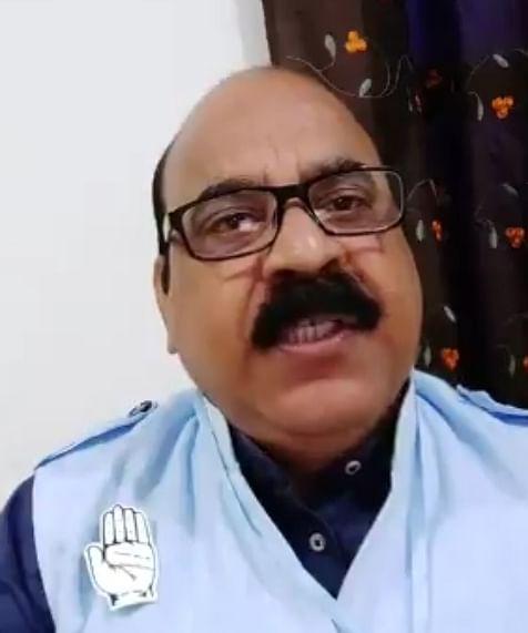 कांग्रेस ने विजयवर्गीय के बयान को बताया कि वीरांगना लक्ष्मीबाई का अपमान