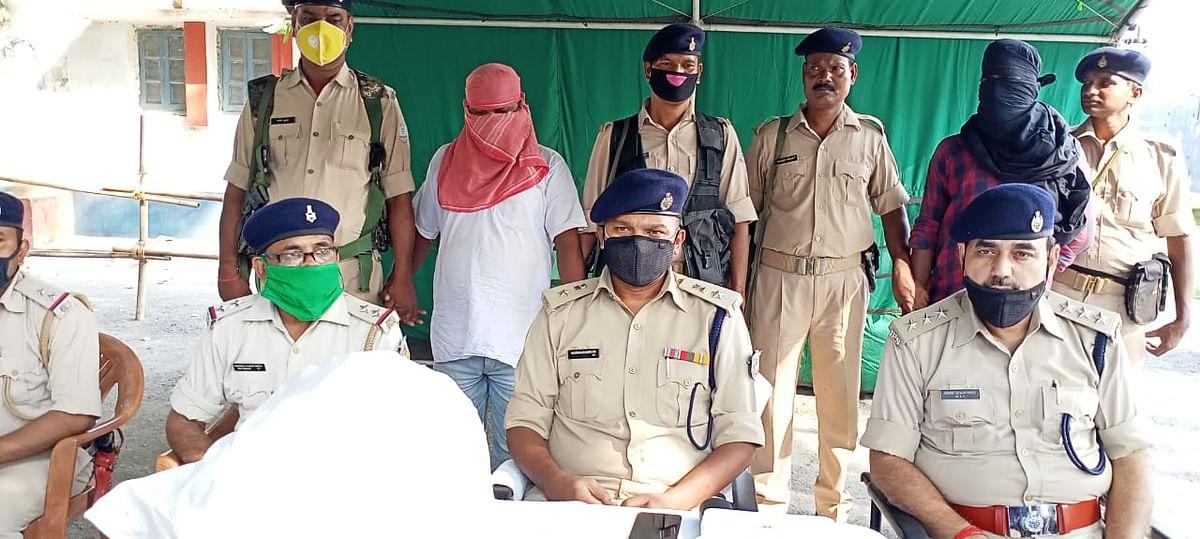 नाबालिग से दुष्कर्म के बाद हत्या करने के मामले में चार गिरफ्तार