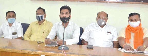सरकार के दबाव में दर्ज हुए मुकदमे: सुनील सेठी