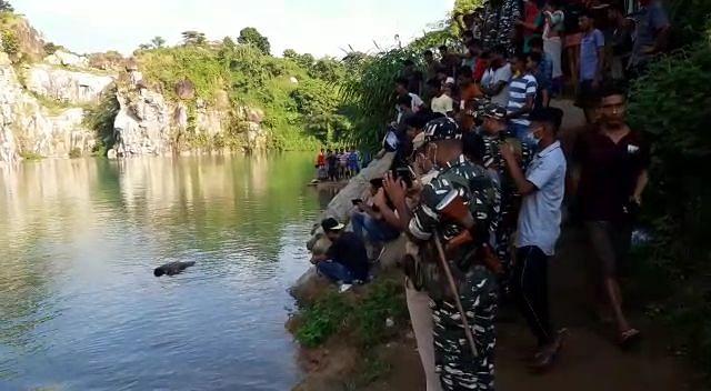 झील में डूबे युवक का तीसरे दिन शव बरामद