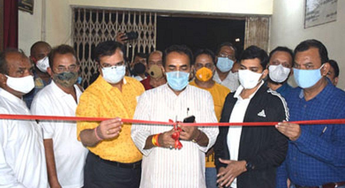 नजरबाग खेल मैदान को हरसंभव विकसित करने के होंगे प्रयास : मंत्री सिंह
