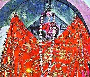 नवरात्रि विशेष: सुहेलवा घने जंगलों के मध्य आस्था का केन्द्र है मां रहिया देवी का मंदिर