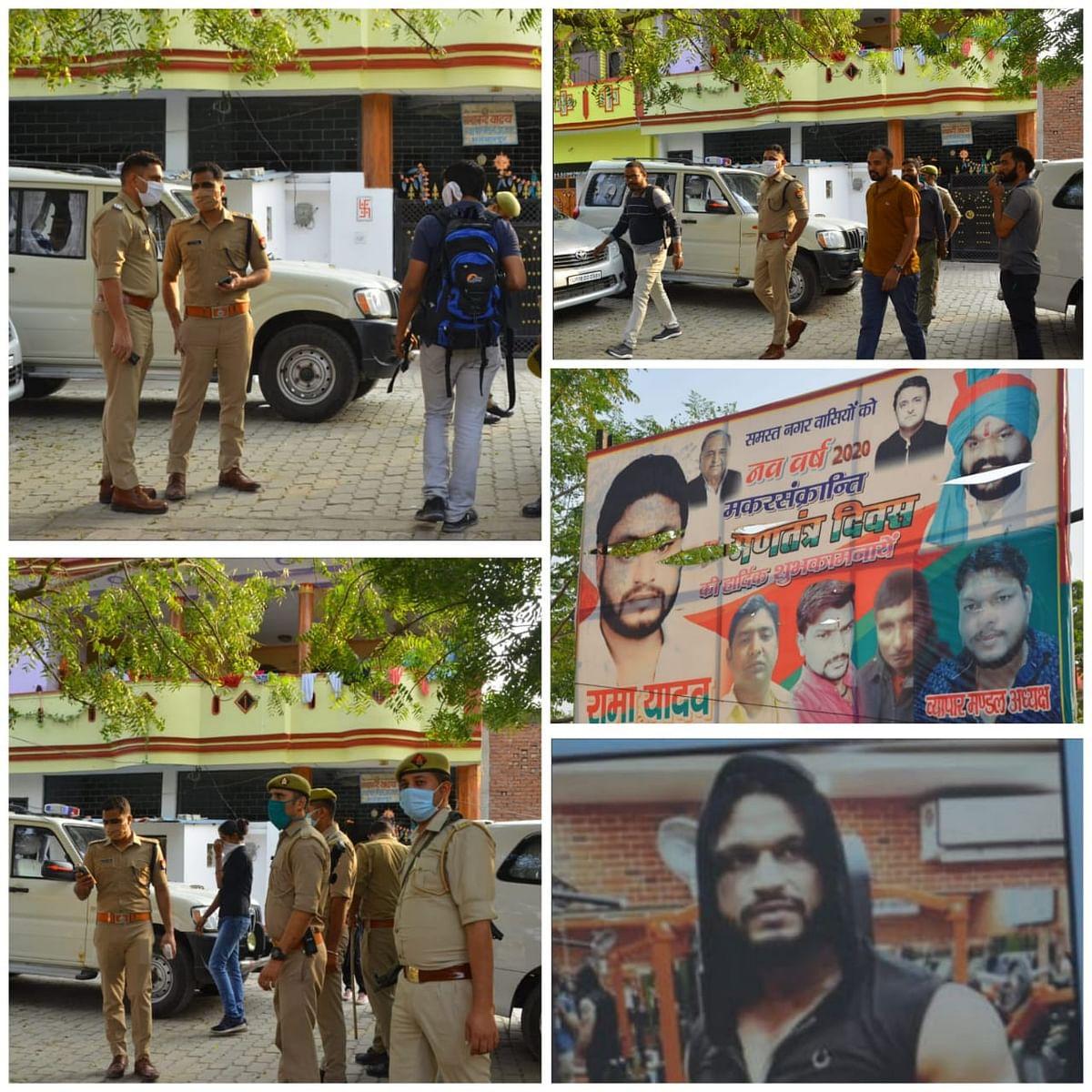 कानपुर : सपा नेता के घर सट्टे का भंडाफोड़, लाखों की रकम के साथ आधा दर्जन सटोरिये गिरफ्तार