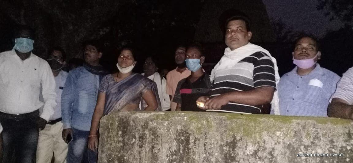 महापौर ने कहा कौहाकुंडा में नाली व सड़क निर्माण के लिए नहीं होगा तोड़फोड़