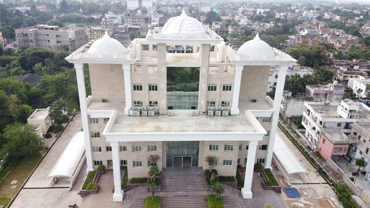 देवघर नगर निगम  भवन का उदघान 17 को करेंगे मुख्यमंत्री