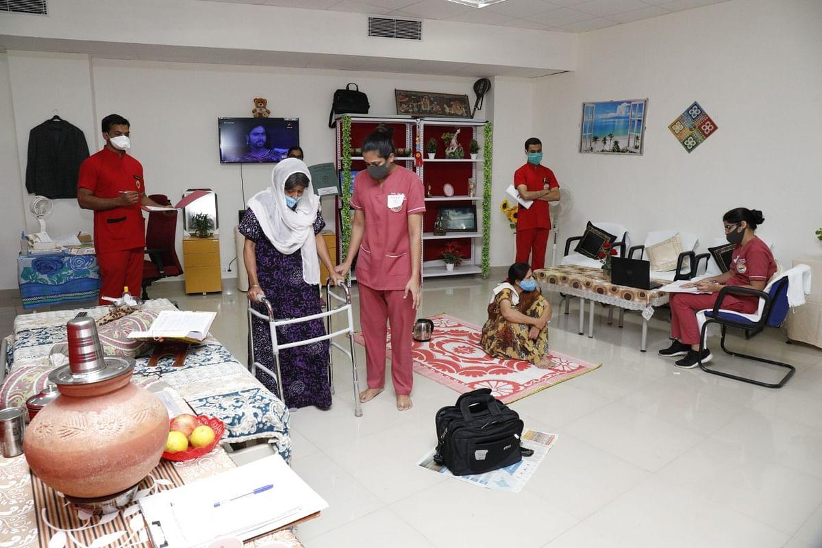 एम्स: सिम्युलेशन प्रणाली से हुई नर्सिंग की शैक्षणिक नवाचार परीक्षा