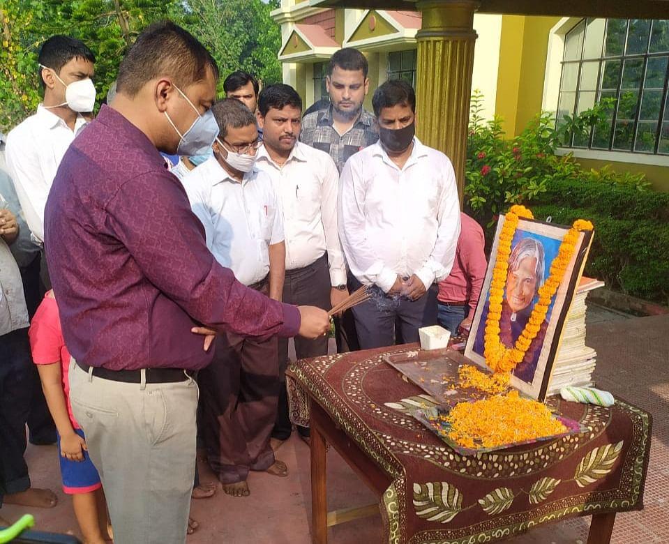 जयंती पर याद किए गए भारत रत्न डॉ. एपीजे अब्दुल कलाम