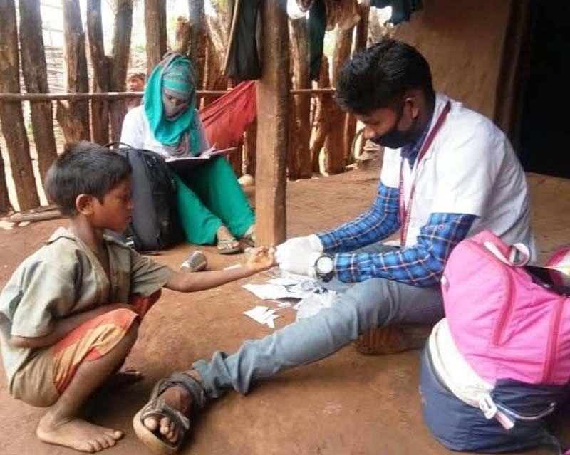 बस्तर संभाग में मलेरियाके मामलों में 65.53 प्रतिशत की आई कमी