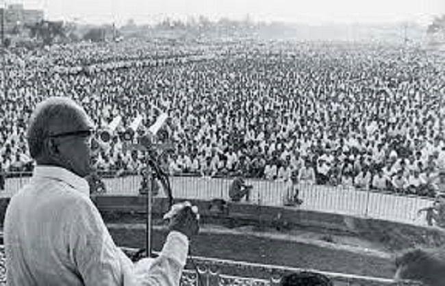 `संपूर्ण क्रांति' ने लोकतंत्र को बनाया मजबूत