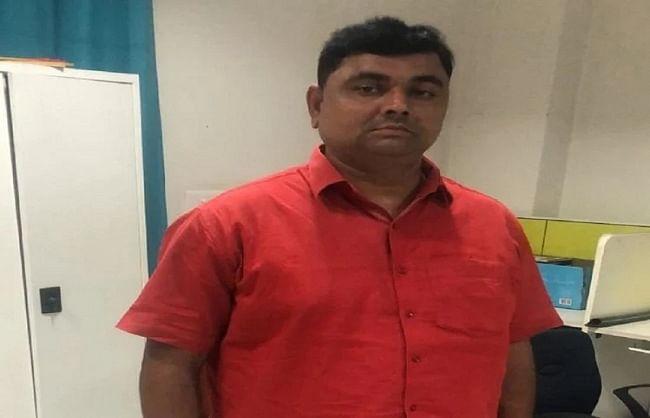 बलिया कांड का मुख्य आरोपित धीरेन्द्र लखनऊ से गिरफ्तार