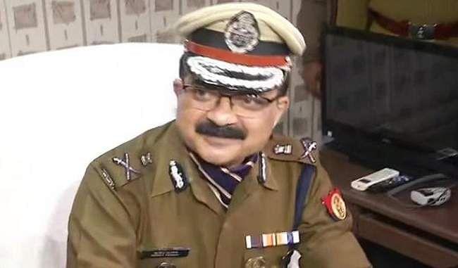लखनऊ के पुलिस कमिश्नर सुजीत पांडेय कोरोना संक्रमित, पत्नी व बेटे की रिपोर्ट भी आई पॉजिटिव