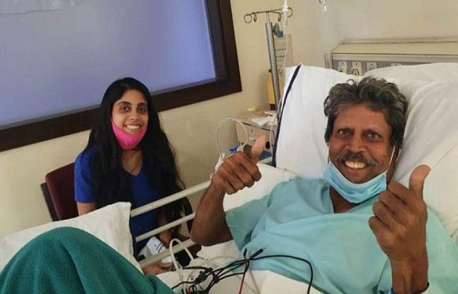 कपिल देव ने प्रशंसको का जताया आभार, जल्द मिलेगी अस्पताल से छुट्टी