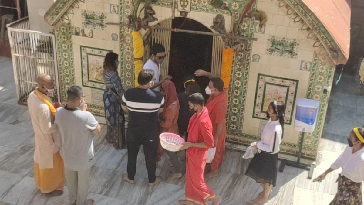 कामाख्या धाम में नवरात्रि आरंभ