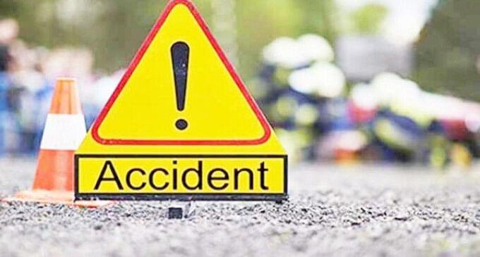 प्रयागराज में कार की टक्कर से महिला की मौत
