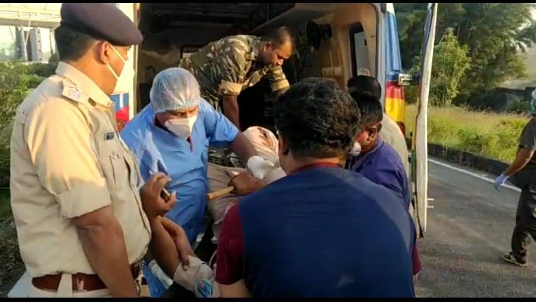 (अपडेट) नक्सली हमले में घायल जवानों को हेलीकॉप्टर से लाया गया रांची, मेडिका में किए गए भर्ती
