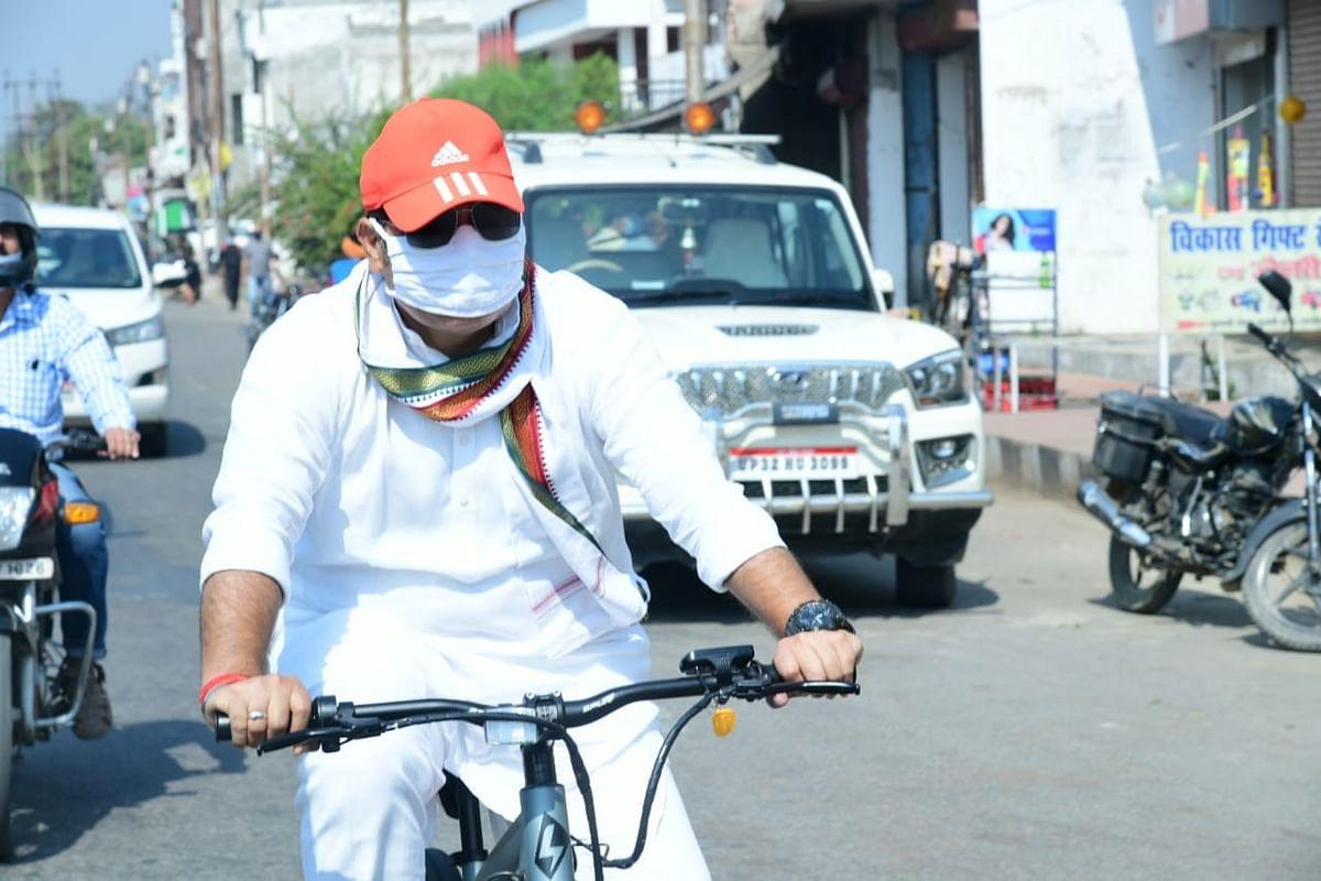 इलेक्ट्रिक वाहनों को बढ़ावा देगा ऊर्जा विभाग: श्रीकांत शर्मा